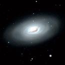 Messier 64, NGC 4826 - Black Eye Galaxy,                                Kuan Yu Ja