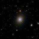Messier 87 and its globular clusters in Virgo - LRGB,                                Daniel.P