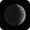 Earth's Moon - Earthshine and Sunshine,                    Jason Guenzel