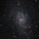 Messier 33,                                Morten Balling