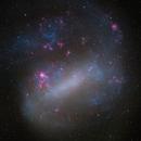 Large Magellanic Cloud,                                Wei-Hao Wang