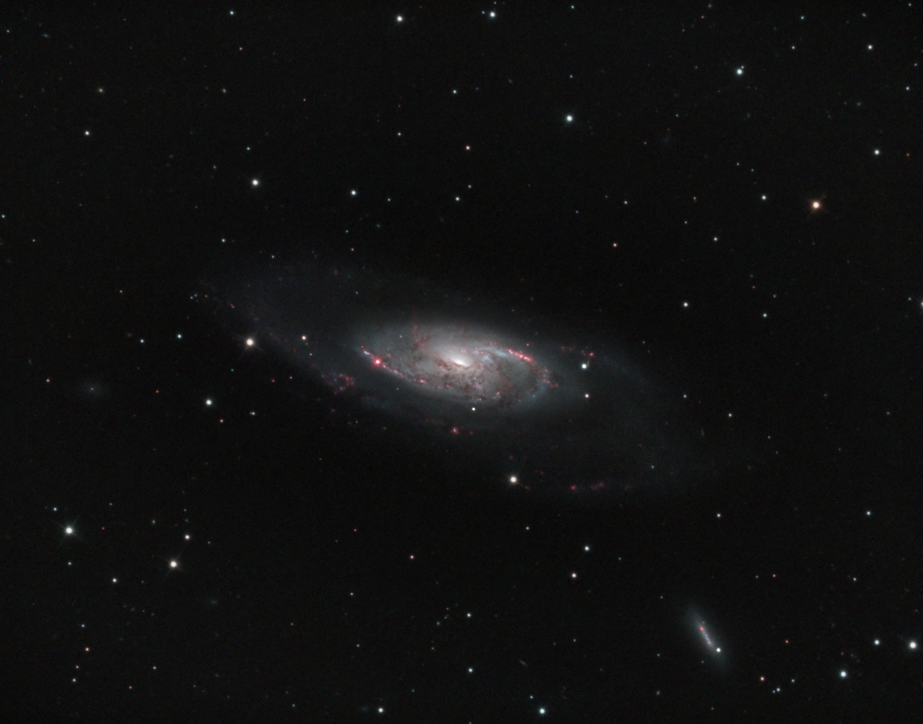 M106,                                JACL-Mono-Hα