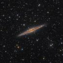 Outer limits Galaxy - NGC891,                                Arnaud Peel