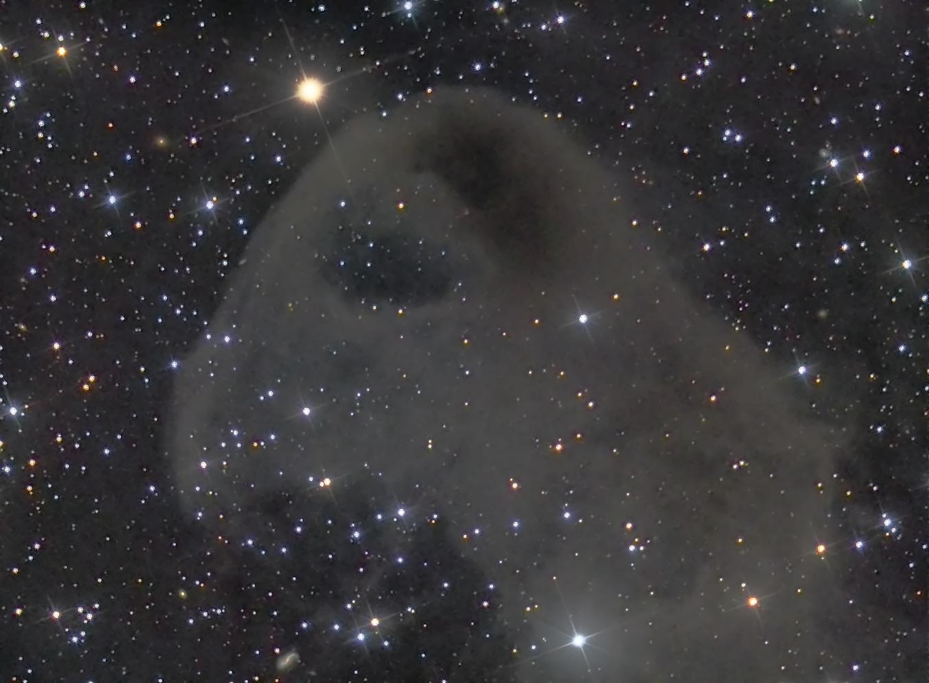 LBN 777, The Baby Eagle Nebula,                                Big_Dipper