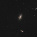 M81 Bode's Galaxy,                                George Clayton Yendrey
