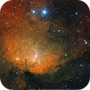 Tulip Nebula SH2-101,                                Elvie1