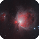 Orion M42 and the Running Man Nebula SHO,                                Brian Meyerberg