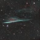 NGC 2736 Herschel's Ray,                                  Kevin Osborn