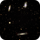NGC3623 Leo Triplet,                                JerryB Horseheads NY