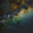 Milky way eastern mosaic,                                Kamil