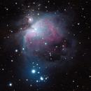 M42 Orion Nebula,                                Cyril B.