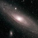 Andromeda Galaxy,                                PathIntegral