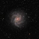 Fireworks Galaxy,                                Elmiko