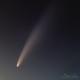 Comet F3 NEOWISE in Pre-Dawn Twilight - 8 July 2020 / LRGB,                                Brent Newton