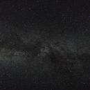 Milky Way over the Kern River,                                banzai