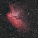 NGC 7380 Wizard Nebula,                                Charles Fichter
