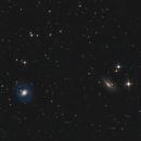 M77 vs NGC1055,                                Roberto Sartori