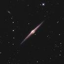 Needle-Galaxy NGC 4565,                                Bastian_H