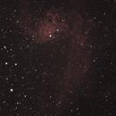 IC405 - Flaming Star Nebula,                                Greg Dyer