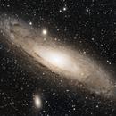 M 31, Andromeda Galaxy,                                Michael Timm