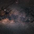 Milky Way,                                  Daniell Lessa