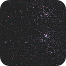 A double cluster of 25-07-15 - 90 180 secs unguided exposures,                                Stefano Ciapetti