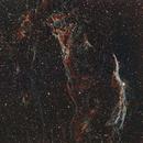 NGC 6992 - The Veil Nebula,                                Wouter Cazaux