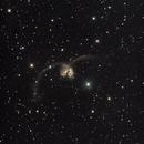 Antennae Galaxy,                                bigeastro