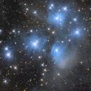 M45 - The Pleiades,                                Jens Zippel