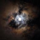 Halo of Moon & Jupiter,                                Johannes Schiehsl