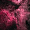 NGC 3372 - Eta Carinae Nebula - South part,                                Renan