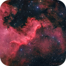 NGC7000,                                Jerry Huang