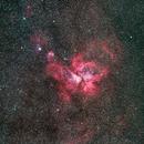 NGC 3372 Carina Nebula,                                Denis Kan