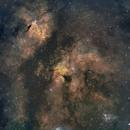 NGC6910,                                Yoann35