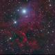 Sh2 229 IC 405 Flaming Star Nebula HARGB,                                jerryyyyy