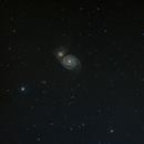 M51 - The Whirlpool Pool,                                Steve Mallia