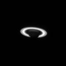 Saturn in CH4 light 20201106,                                Sergio Alessandrelli