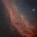California nebula,                                Aaron Lovett