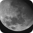 Moon - Waxing Gibbous,                                mads0100