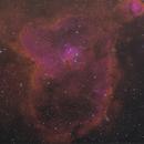 Heart Nebula,                                kd4pbs