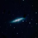 M82 Cigar Galaxy,                                Peter Bresler