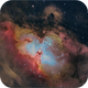 M16 Eagle Nebula (Pillars of Creation),                                Randal Healey