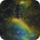 Prawn Nebula IC 4628,                                  Maicon Germiniani