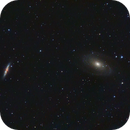 M81 - M82 Bode's and Cigar Galaxy First Light With The G11 Mount,                                  Matthew Abey