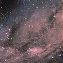 NGC206 in M31,                                Adrie Suijkerbuijk