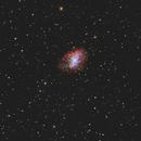 Crab Nebula in Taurus,                                Francesco Di Cencio