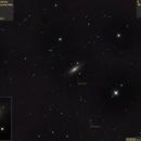 M102 (NGC5866, Spindle Galaxy, 2016.06.06, 25x1..5min=1h59min, convert2),                                Carpe Noctem Astronomical Observations