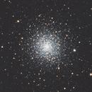 Messier 92,                                Chris R White