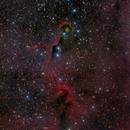 VdB142,                                starhopper