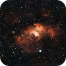 Bubble Nebula 01-29-20,                                AstronomicallySpeaking